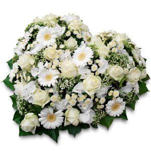 Les fleurs deuil