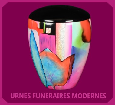 urnes funeraires modernes